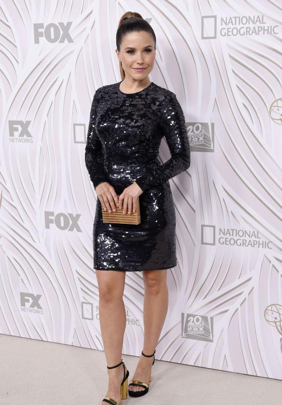 Sophia Bush – Emmy Awards After Party in LA 09/17/2017