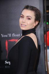 """Sophie Simmons – """"IT"""" Premiere in Los Angeles 09/05/2017"""