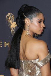Susan Kelechi Watson – Emmy Awards in Los Angeles 09/17/2017