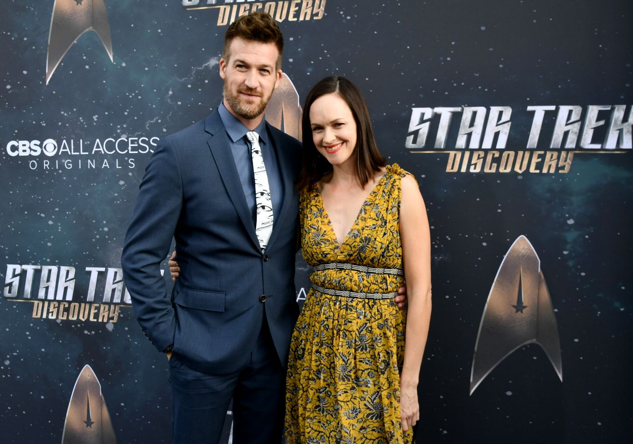 "Susan May Pratt – ""Star Trek: Discovery"" TV Show Premiere ..."