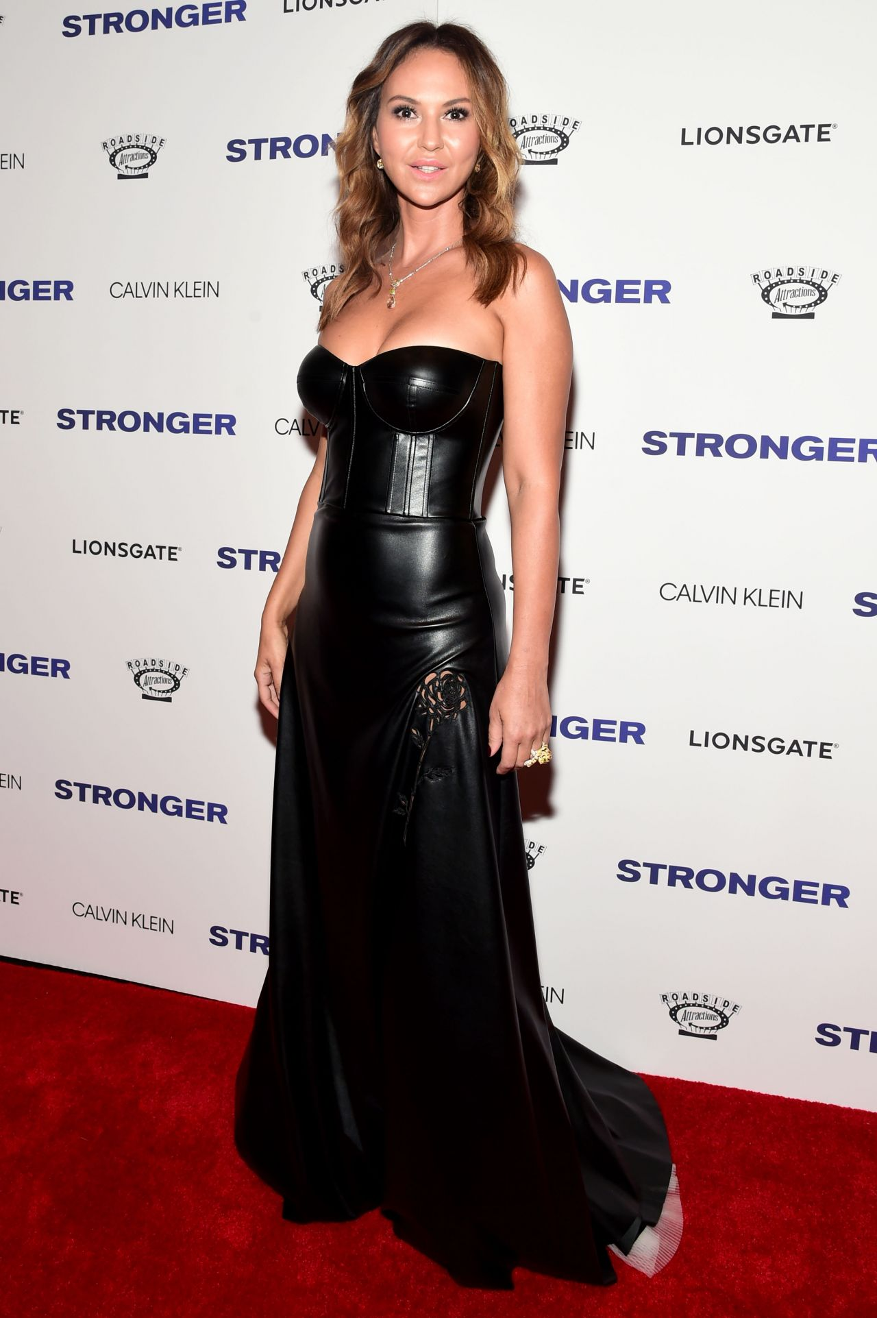 "Svetlana Metkina – ""Stronger"" Premiere in New York 09/14/2017"
