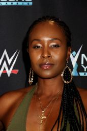 "Sydelle Noel – WWE Presents ""Mae Young Classic Finale"" in Las Vegas 09/12/2017"