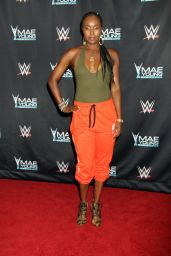 """Sydelle Noel – WWE Presents """"Mae Young Classic Finale"""" in Las Vegas 09/12/2017"""