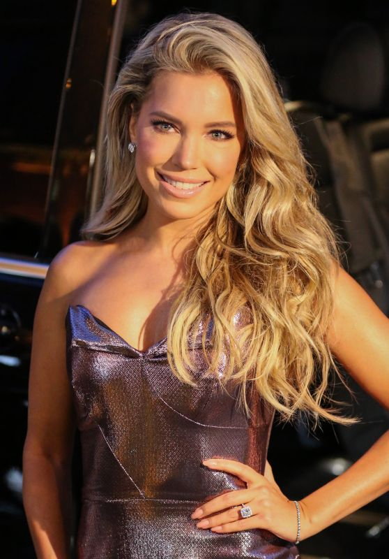 Sylvie Meis - Dreamball in Berlin 09/20/2017