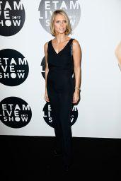 Sylvie Tellier – Etam Fashion Show in Paris 09/26/2017
