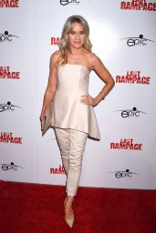 "Tamara Clatterbuck - ""The Last Rampage"" Movie Premiere in Los Angeles 09/21/2017"