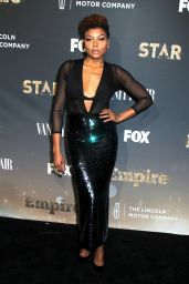 "Taraji P. Henson – ""Empire"" and ""Star"" Celebrate Fox's New Wednesday Night Lineup in NYC 09/23/2017"