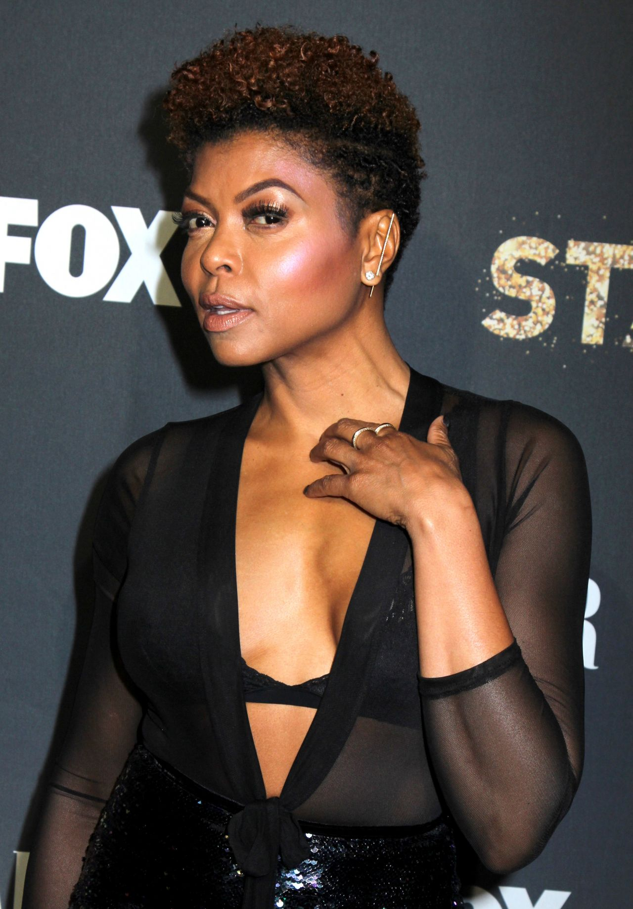 Taraji P Henson Empire And Star Celebrate Fox S New