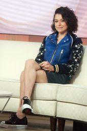Tatiana Maslany Appeared on  NBC