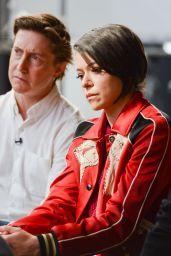 Tatiana Maslany & Miranda Richardson – Variety Studio at TIFF in Toronto 09/10/2017