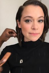 Tatiana Maslany – Social Media Pics, September 2017