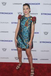 "Tatiana Maslany – ""Stronger"" Premiere in New York 09/14/2017"
