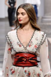 Taylor Marie Hill - Philosophy Spring/Summer 2018 Show in Milan, Italy 09/23/2017
