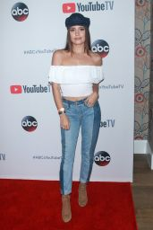Tess Christine – YouTube TV & ABC Tuesday Block Party in NYC 09/23/2017