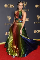 Tessa Thompson – Emmy Awards in Los Angeles 09/17/2017