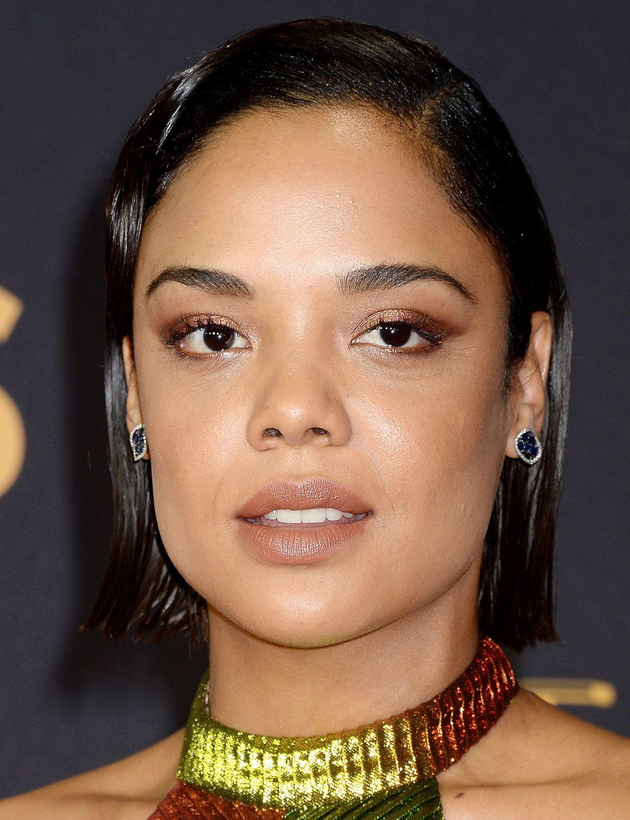 Tessa Thompson Emmy Awards In Los Angeles 09 17 2017