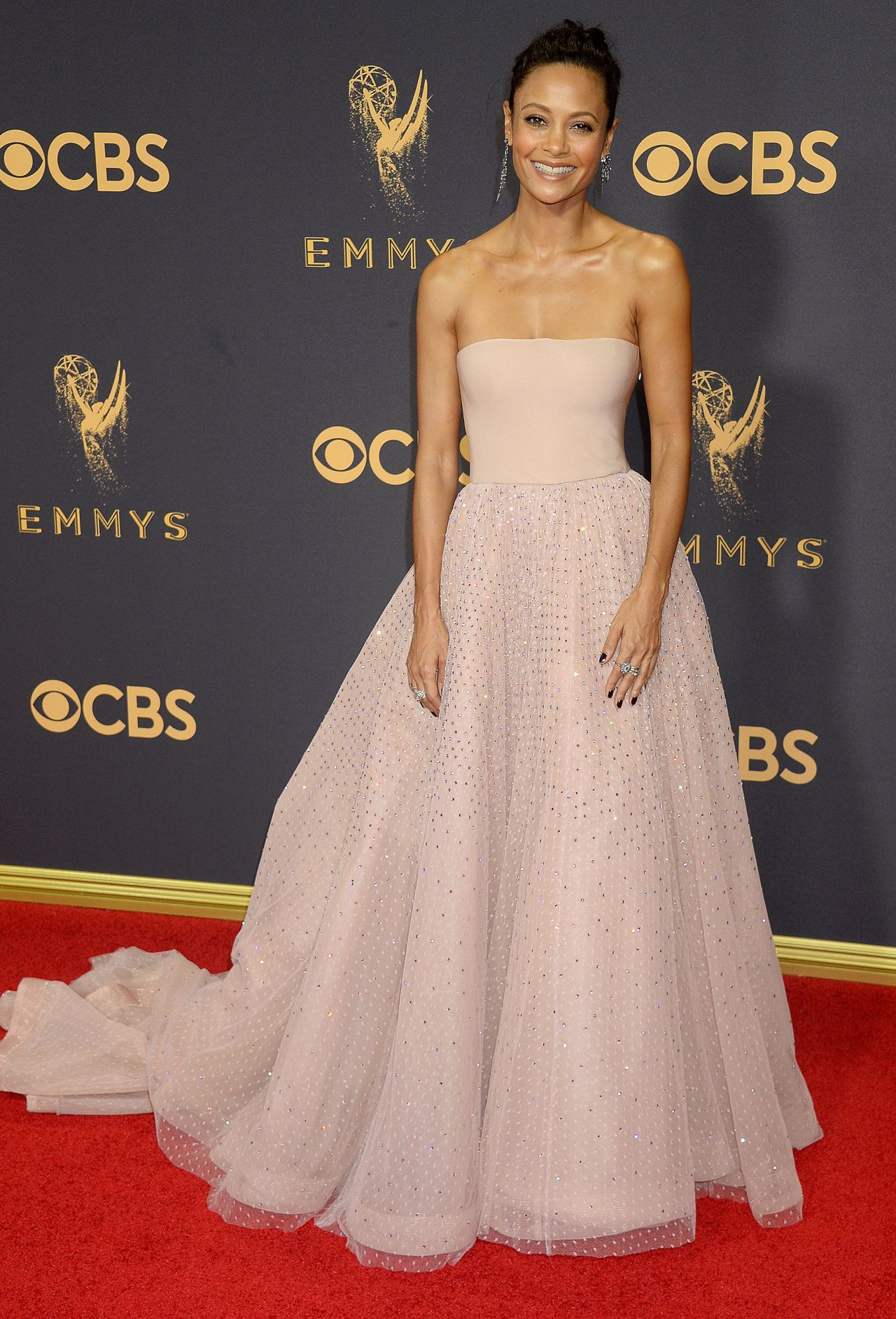 Thandie Newton – Emmy Awards in Los Angeles 09/17/2017 Emmy Awards