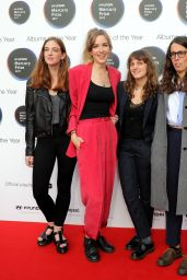 The Big Moon – Mercury Prize Albums of the Year in London 09/14/2017