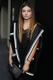 Thylane Blondeau – Dolce and Gabbana Show in Milan 09/24/2017