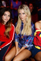 Thylane Blondeau – Tommy Hilfiger Fashion Show in London 09/19/2017