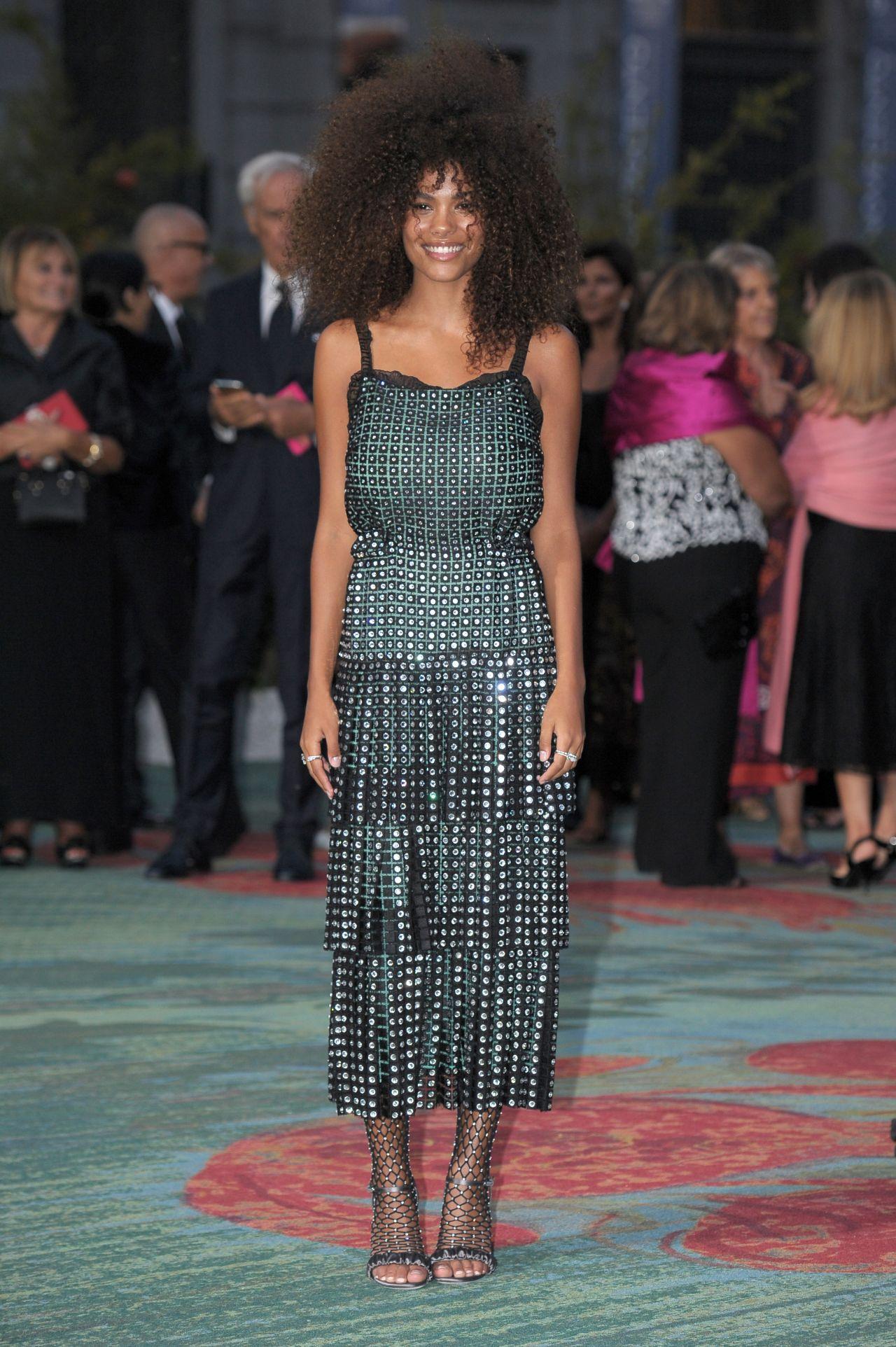 Fashion Awards 2017 In London: Green Carpet Fashion Awards, Italia