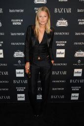 Toni Garrn – Harper's Bazaar ICONS Party in New York 09/08/2017