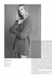 Toni Garrn - Marie Claire Magazine UK October 2017 Issue
