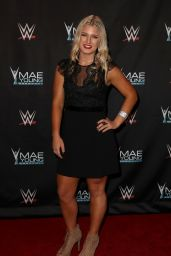 "Toni Storm – WWE Presents ""Mae Young Classic Finale"" in Las Vegas 09/12/2017"