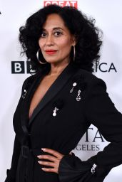 Tracee Ellis Ross – BAFTA Tea Party in Los Angeles 09/16/2017