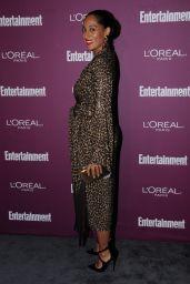 Tracee Ellis Ross – EW Pre-Emmy Party in Los Angeles 09/15/2017