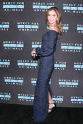 Tricia Helfer – Mercy For Animals Annual Hidden Heroes Gala in Los Angeles 09/23/2017