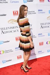 Troian Bellisario – Television Industry Advocacy Awards in LA 09/16/2017
