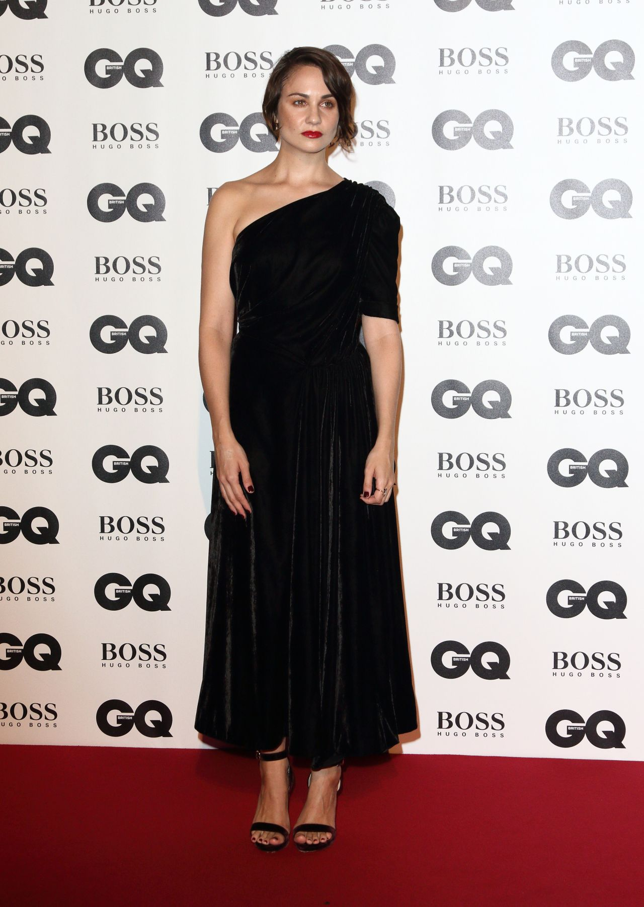 Tuppence Middleton – GQ Men of the Year Awards in London 09/05/2017