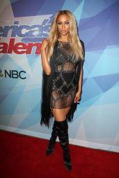 Tyra Banks – America's Got Talent Season 12 Live Show in LA 09/19/2017