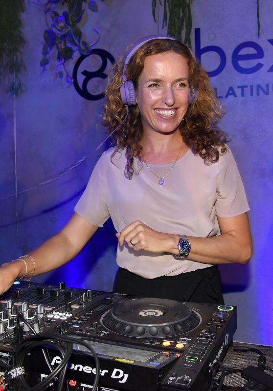 Ulrike Beck – Cybex Fashion Cocktail in Berlin 09/05/2017