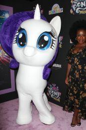"Uzo Aduba – ""My Little Pony: The Movie"" Special Screening in NYC"
