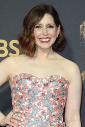 Vanessa Bayer – Emmy Awards in Los Angeles 09/17/2017