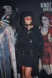 Vanessa Hudgens – Knott's Scary Farm Celebrity Night in Buena Park 09/29/2017