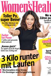 Vanessa Hudgens - Women's Health Magazine Germany, October 2017