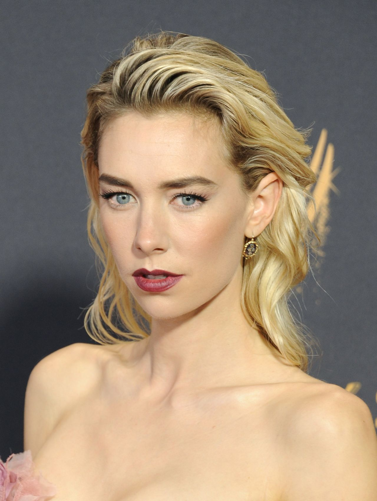 Vanessa Kirby  Emmy Awards In Los Angeles 09172017-7273