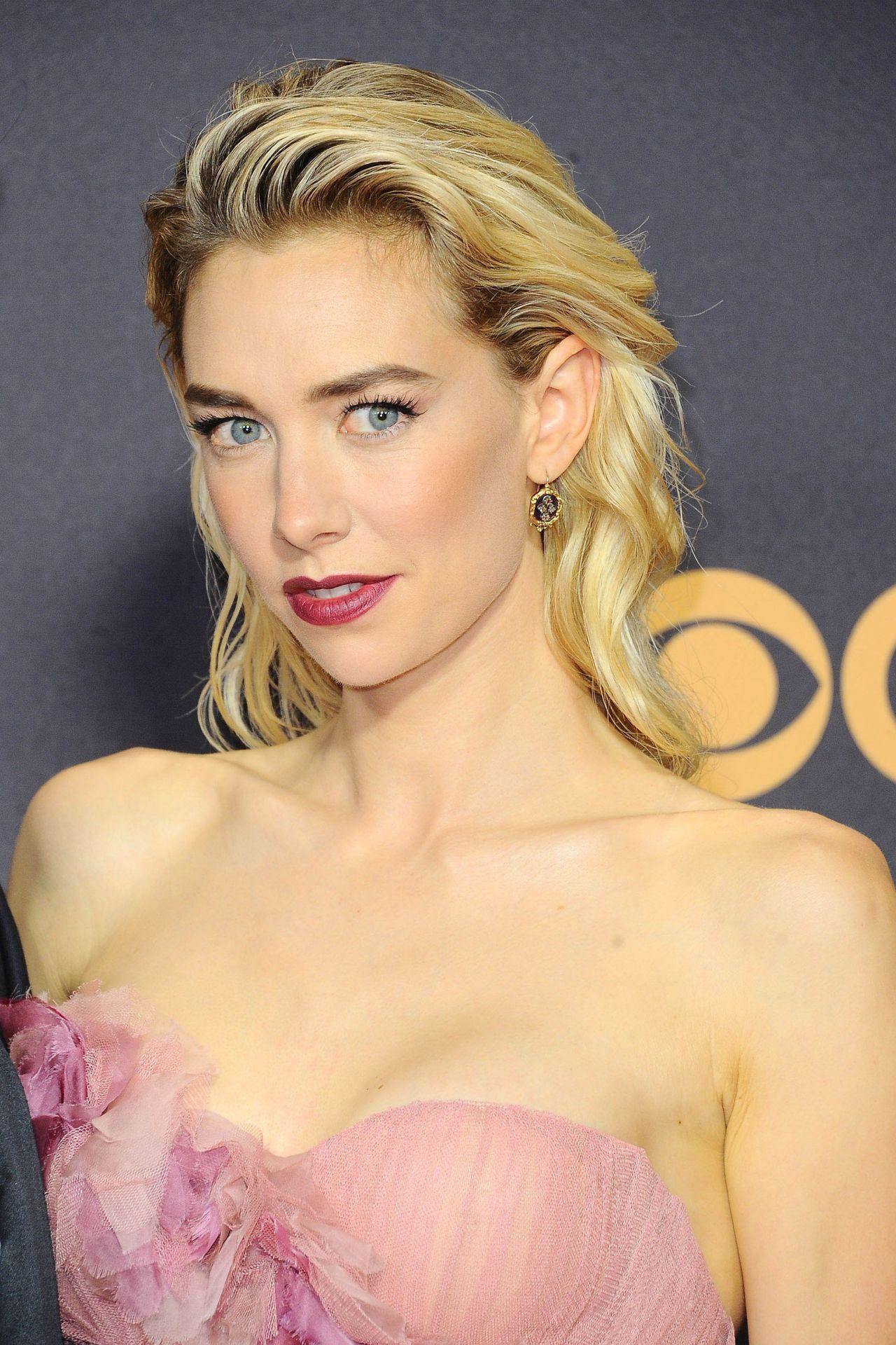 Vanessa Kirby – Emmy Awards in Los Angeles 09/17/2017 Vanessa Kirby