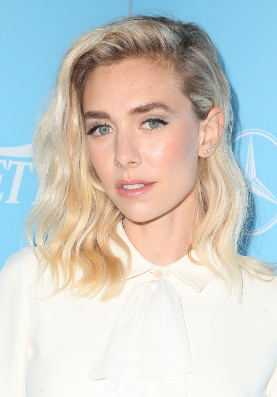 Vanessa Kirby – Variety and Women in Film Emmy Nominee Celebration in LA 09/15/2017