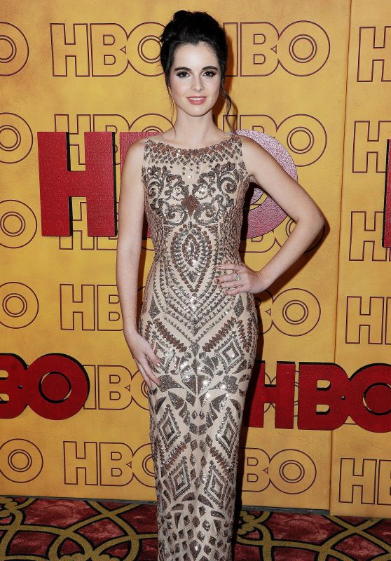 Vanessa Marano – HBO's Post Emmy Awards Reception 09/17/2017