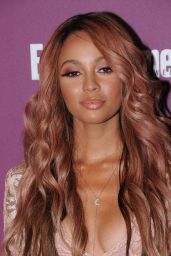 Vanessa Morgan – EW Pre-Emmy Party in West Hollywood 09/15/2017