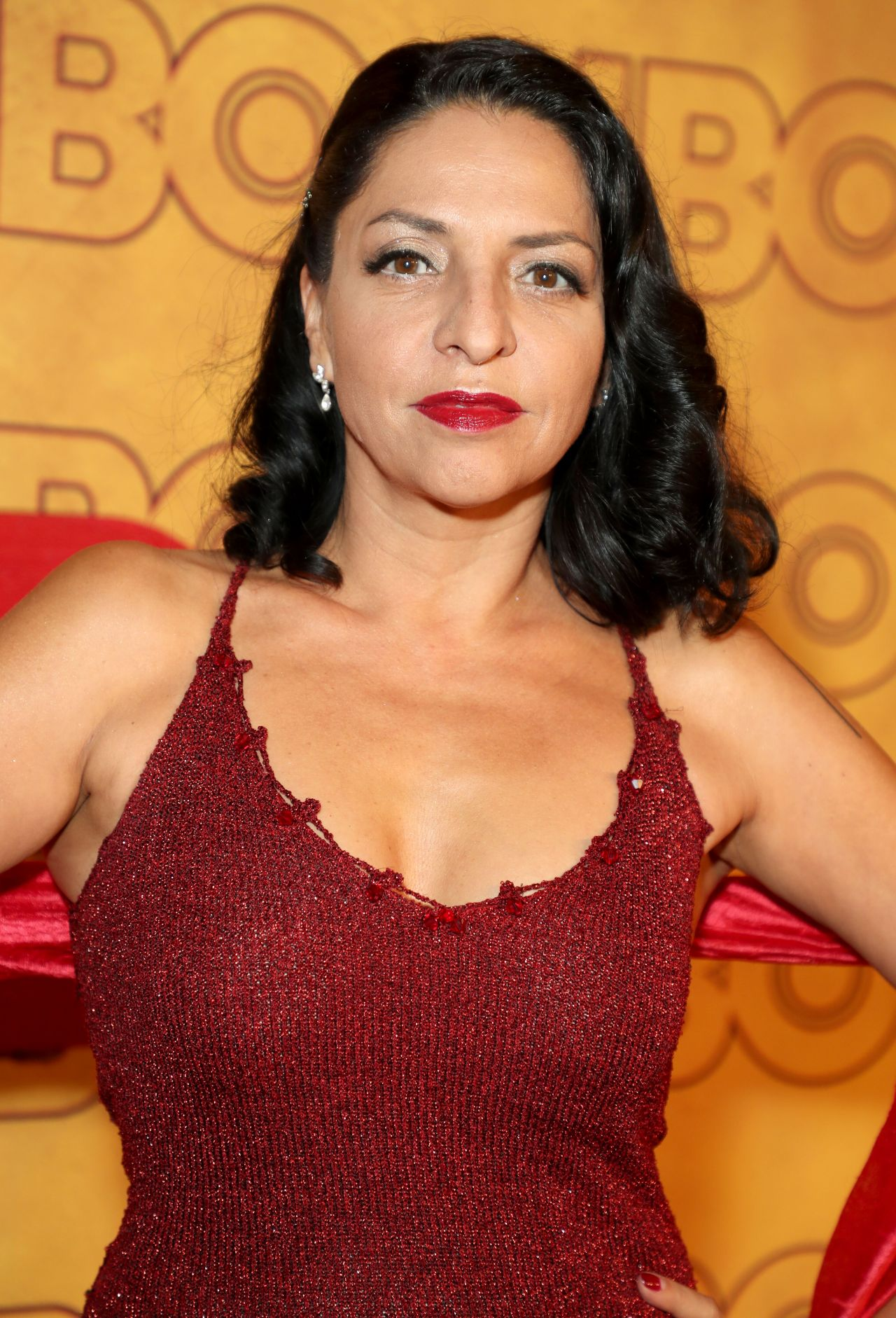 Veronica Falcon Hbo S Post Emmy Awards Party In La 09 17