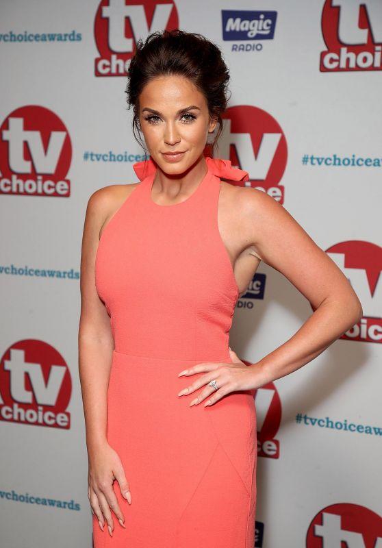 Vicky Pattison – 2017 TV Choice Awards in London