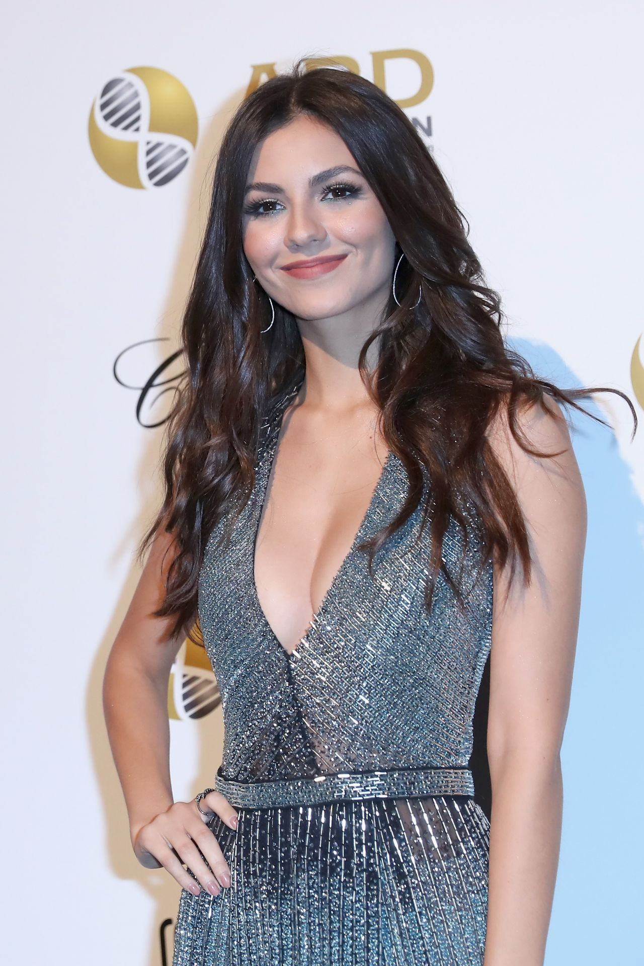 Victoria justice a brazilian night to benefit memorial for New pictures