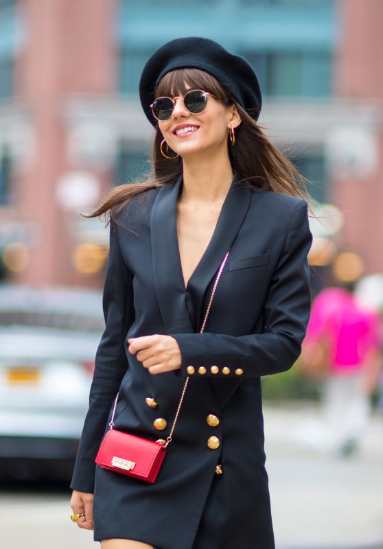 Victoria Justice - Out in New York City 09/16/2017