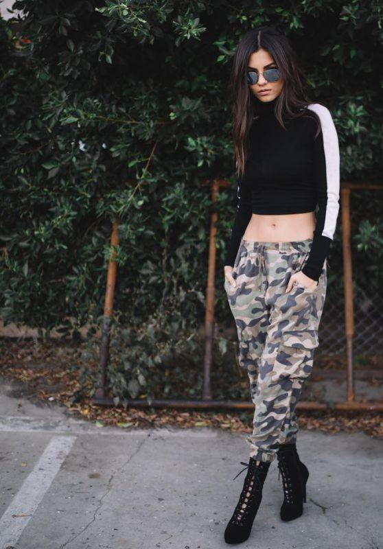 Victoria Justice - Social Media Pics 09/25/2017