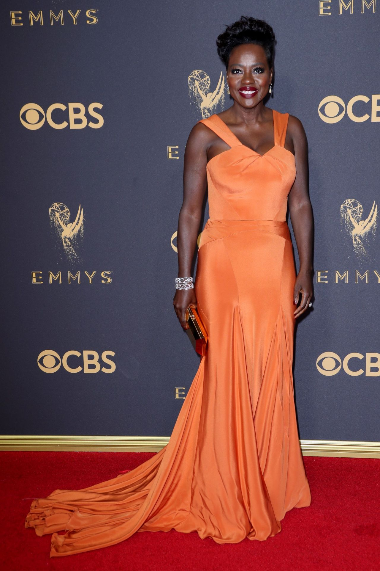 Viola Davis – Emmy Awards in Los Angeles 09/17/2017
